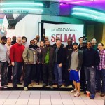 25 men from our church went to watch Selma together…
