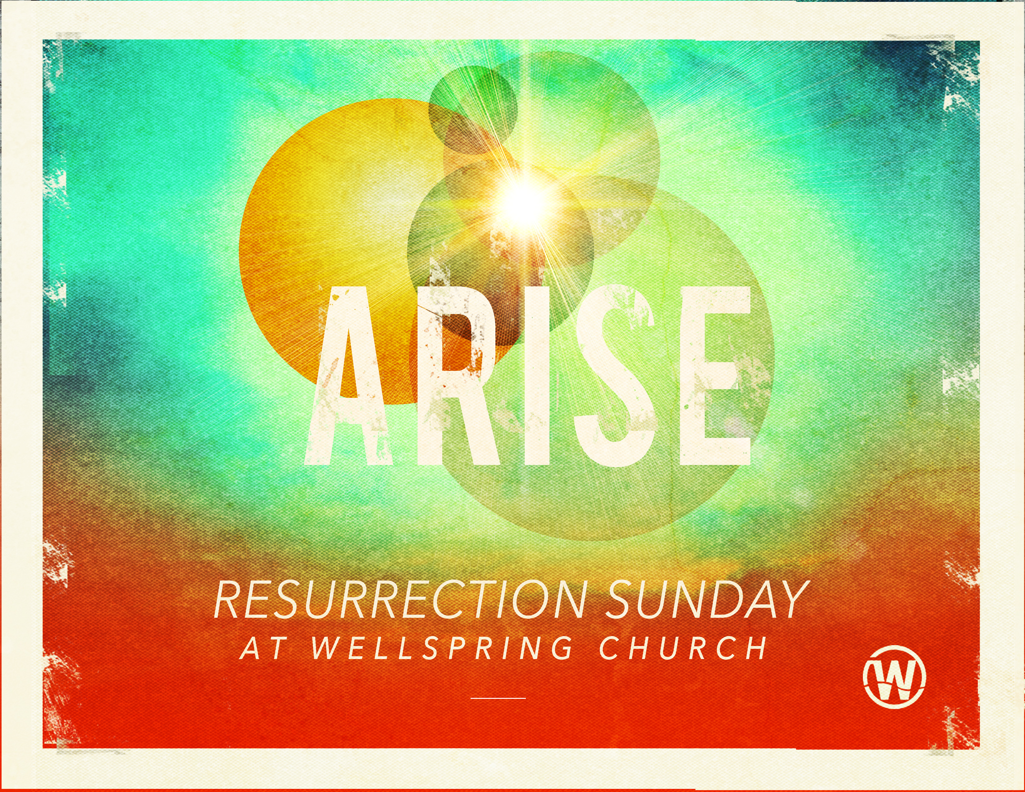 Arise - Resurrection 2016