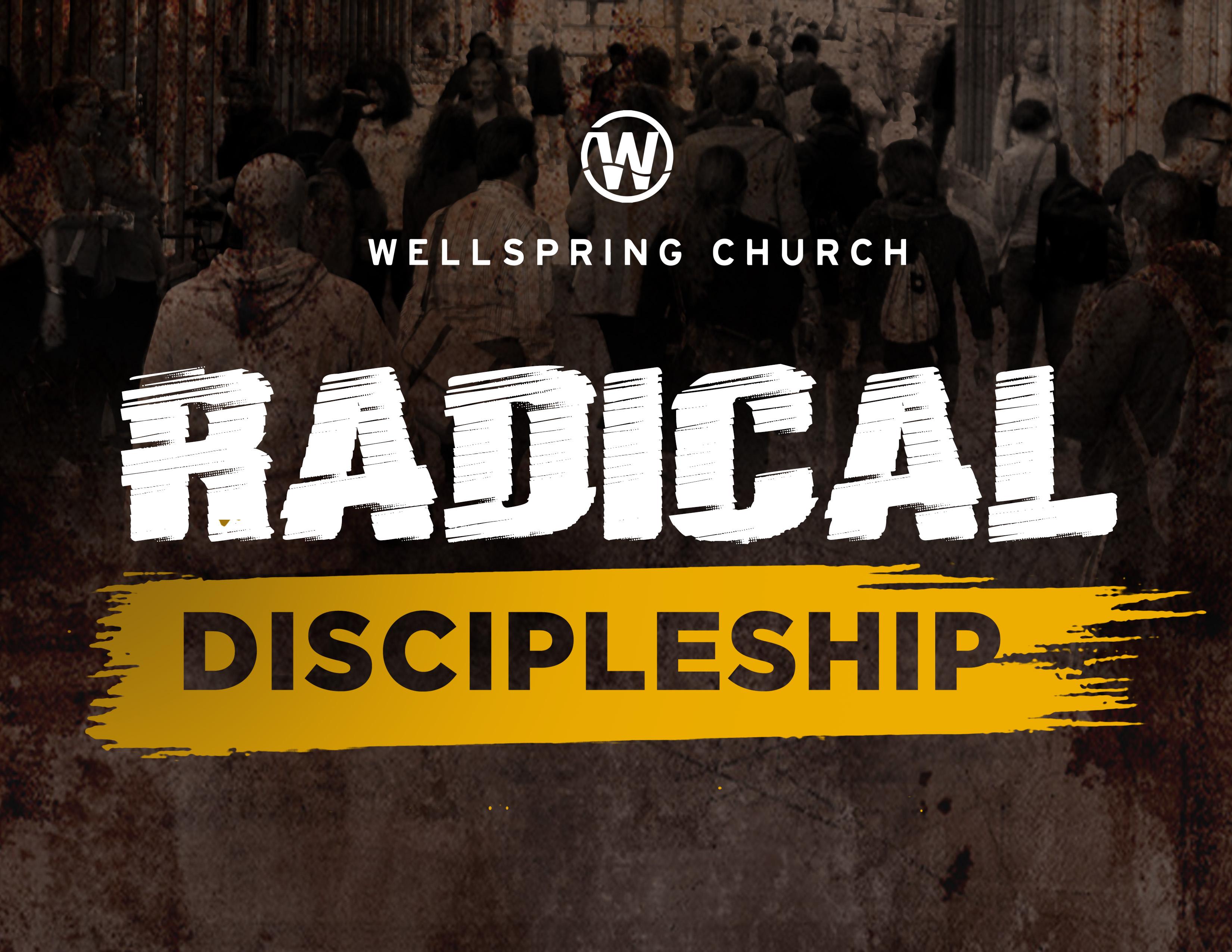 Radical-Discipleship