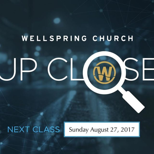 Want to find out more about our church? We willhellip