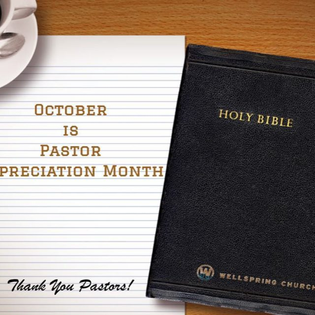All month weve been praying for and showing appreciation tohellip